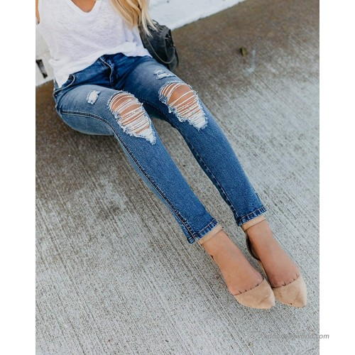 CLOTPUS womens Tapered at Women's Jeans store