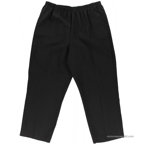 Alfred Dunner Women's Proportioned Short Pant at  Women's Clothing store