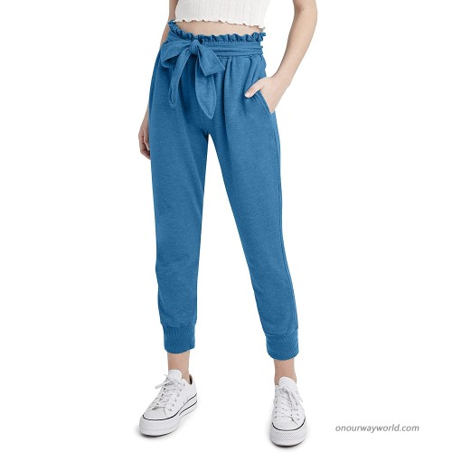 BCBGeneration Women's Knit French Terry Jogger at  Women's Clothing store
