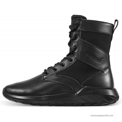 Soulsfeng Top Shoes Casual Sneaker Lace up Sports Boots Shoes for Indoor Outdoor Fashion Sneakers