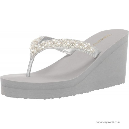 Touch Ups Women's Shelly Wedge Sandal Platforms & Wedges